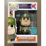 Funko Pop Sergeant Blast Corrida Maluca Hanna Barbera