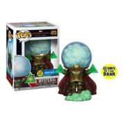 Funko Pop Spider-man Marvel Mysterio Exclusivo Walmart Brilha no escuro