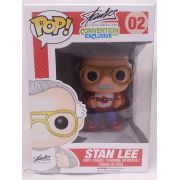Funko Pop Stan Lee Fanexpo Canada Raro