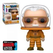 Funko Pop Stan Lee Guardiões da Galáxia Exclusivo NYCC 2019