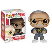 Funko Pop Marvel Stan Lee Convenção Wizard World