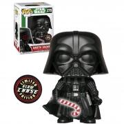 Funko Pop Star Wars Darth Vader Holiday Christmas Chase #279