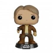 Funko Pop Star Wars Han Solo #79 O Despertar da Força