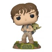 Funko Pop Star Wars Luke Skywalker e Yoda