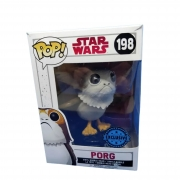 Funko Pop Star Wars Porg Exclusive #198