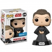Funko Pop Star Wars Princesa Leia Exclusivo Walmart #218