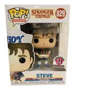 Funko Pop Steve Exclusivo Baskin com Sorvete 829