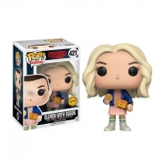 Funko Pop Stranger Things Eleven With Eggos #421 Chase