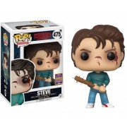Funko Pop Stranger Things Steve Exclusivo Sdcc #475