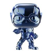 Funko Pop The Flash Cromado Azul Exclusivo Fugitivetoys