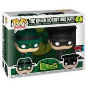 Funko Pop The Green Hornet Exclusivo NYCC 2019 Green Hornet And Kato