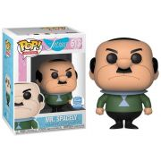 Funko Pop The Jetsons Mr. Cosmo Spacely Exclusivo # 513