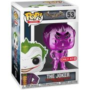 Funko Pop The Joker 53 metálico Roxo Exclusivo Target