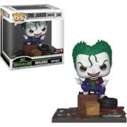 Funko Pop The Joker (Hush) DC Coleção Jim Lee De Luxe Exclusivo Gamestop