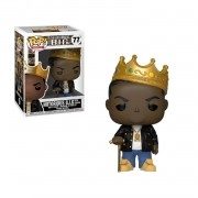 Funko Pop The Notorious B.I.G com Coroa #77