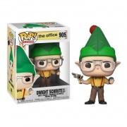 Funko Pop! The Office: Dwight Schrute As Elf #905