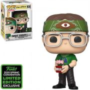 Funko Pop The Office Dwight Schrute As Recyclops ECCC 938