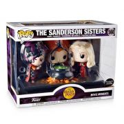 Funko Pop The Sanderson Sisters movie moments  Hocus Pocus Abracadabra