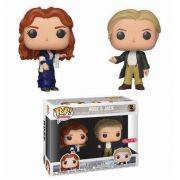 Funko Pop Titanic Rose e Jack Exclusivo Target 2 Pack