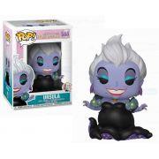 Funko Pop Ursula com Enguias - A Pequena Sereia Ariel Disney