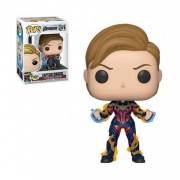 Funko Pop! Vingadores Endgame - Captain Marvel #576