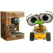 Funko Pop Wall E Earth Day Exclusivo Boxlunch 400 Disney
