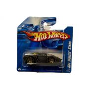Hot Wheels 2008 - Tooned Ferrari Enzo Preta