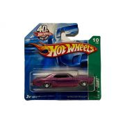 Hot Wheels T-Hunt 2008 '64 Buick Riviera Rodas Simples
