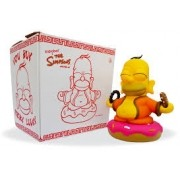 Kidrobot The  Simpsons Homer Buddha