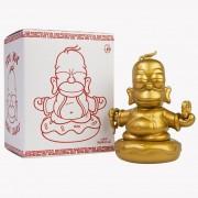Kidrobot The Simpsons Homer Buddha Dourado
