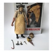 Leatherface Massacre da Serra Elétrica - THE TEXAS CHAINSAW MASSACRE - Série de 40 anos