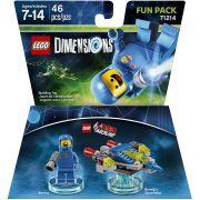 Lego Dimensions O Filme Benny 71214