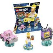 Lego Dimensions The Simpsons - 71202 - 98 Peças