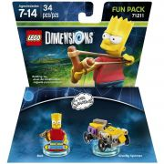 Lego Dimensions The Simpsons 71211