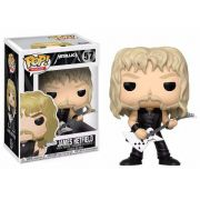 Metallica Funko Pop Rocks James Hetfield