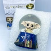 Mini Mystery Funko Snow Globe Harry Potter Dobby