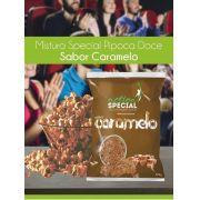 Mistura Para Pipoca Gourmet Doce Sabor Caramelo 1 kilo