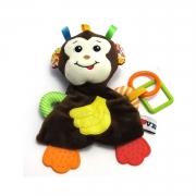 Mordedor com Atividades Macaco