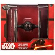 Nave Star Wars First Order Tie Fighter Die Cast Vehicle