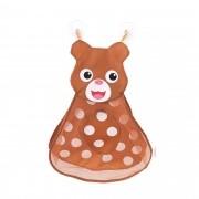 Saco Organizador de Brinquedos de Banho Ursinho Divertido