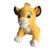 Pelúcia Simba Rei Leão Lion King