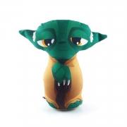 Peso de Porta Mestre Yoda Star Wars Decoração