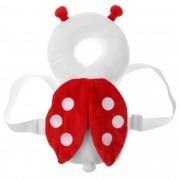 Protetor para bebê de cabeça e costas para engatinhar e andar