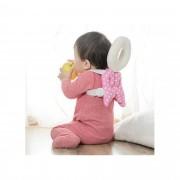 Protetor Bebe para cabeça e costas amortece quedas e colisões