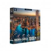 Quebra Cabeça 1000 peças Marina de Dubai Toyster Puzzle