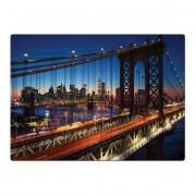 Quebra Cabeça 1000 peças Ponte de Manhattan Toyster