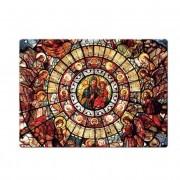 Quebra Cabeça 500 peças Vitral - Arte Sacra Toyster