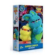 Quebra Cabeça Infantil 60 peças Toy Story Duck e Bunny