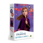 Quebra Cabeça Infantil Frozen 2  Princesa Anna  60 peças