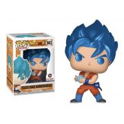 SSGSS Goku (kamehameha) Exclusivo Chalice Collectibles